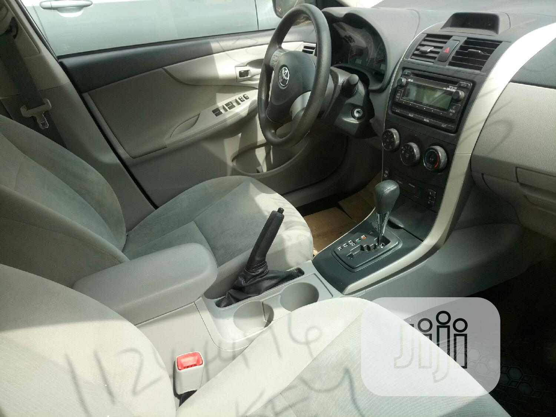 Toyota Corolla 2013 Silver | Cars for sale in Galadimawa, Abuja (FCT) State, Nigeria