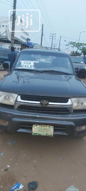 Toyota 4-Runner 2002 Black   Cars for sale in Lagos State, Ikorodu
