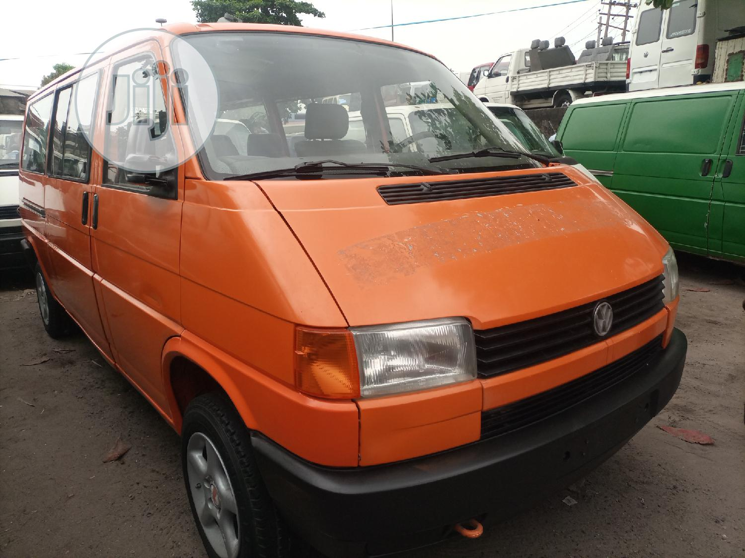 Volkswagen T4 2002 Model Long Chassis With Seats