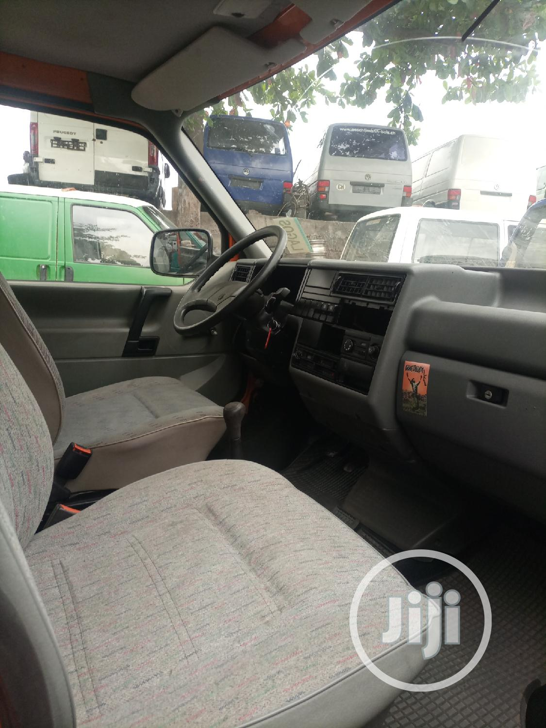 Volkswagen T4 2002 Model Long Chassis With Seats | Buses & Microbuses for sale in Apapa, Lagos State, Nigeria