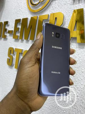 Samsung Galaxy S8 64 GB Gray | Mobile Phones for sale in Lagos State, Ikeja