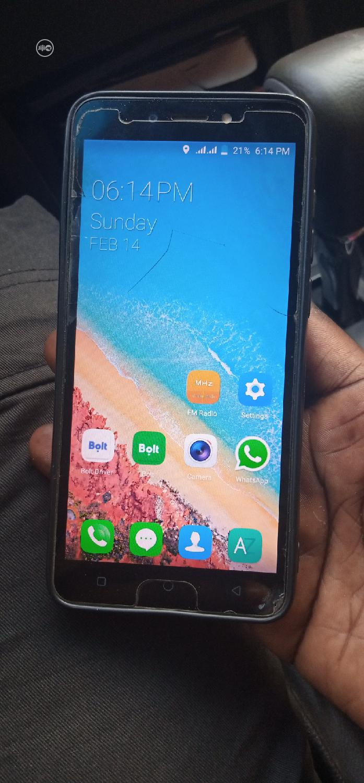 Tecno Pop 1 8 GB Black | Mobile Phones for sale in Kosofe, Lagos State, Nigeria
