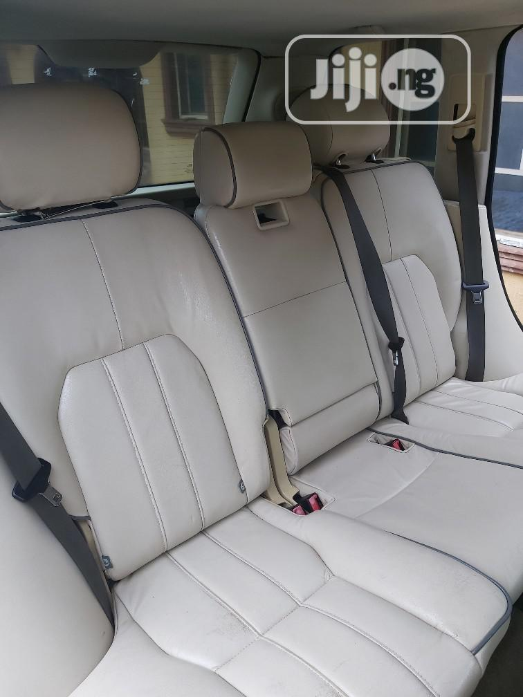 Land Rover Range Rover Vogue 2004 Green | Cars for sale in Ikorodu, Lagos State, Nigeria