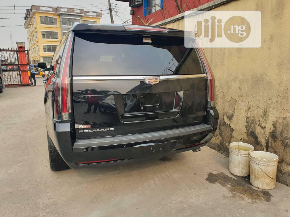 Cadillac Escalade 2016 Black   Cars for sale in Victoria Island, Lagos State, Nigeria