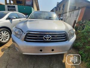 Toyota Highlander 2010 SE Silver | Cars for sale in Ondo State, Akure