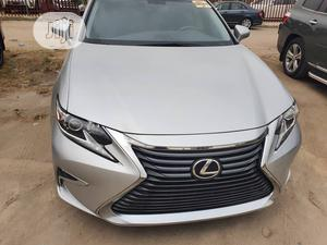 Lexus ES 2016 350 FWD Silver   Cars for sale in Lagos State, Yaba