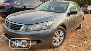Honda Accord 2009 2.0i Automatic Gray   Cars for sale in Abuja (FCT) State, Central Business Dis