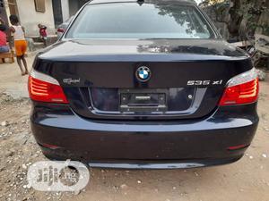 BMW 535i 2008 Black | Cars for sale in Lagos State, Oshodi