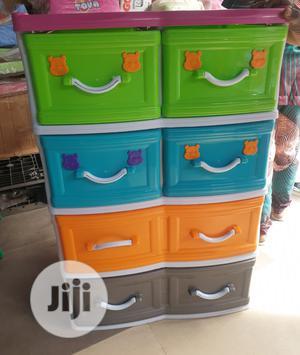 4 Steps Plastic Wardrobe   Children's Furniture for sale in Lagos State, Ikoyi