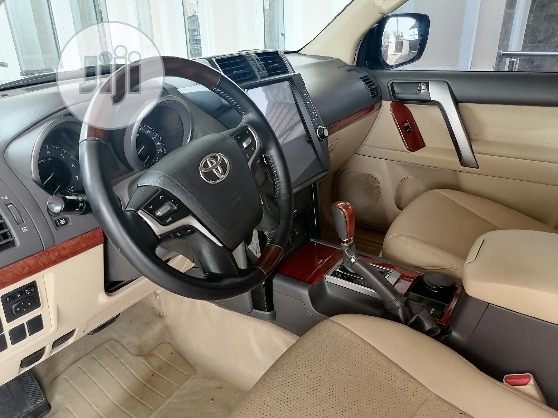Archive: Toyota Land Cruiser Prado 2014 VX Black
