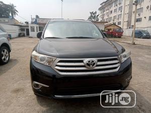 Toyota Highlander 2013 Limited 3.5L 2WD Black   Cars for sale in Lagos State, Ikeja