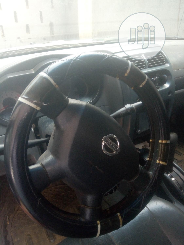 Nissan Xterra 2004 Automatic Black