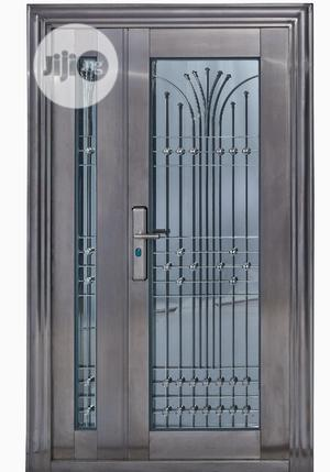 Stainless Glass Door | Doors for sale in Delta State, Warri