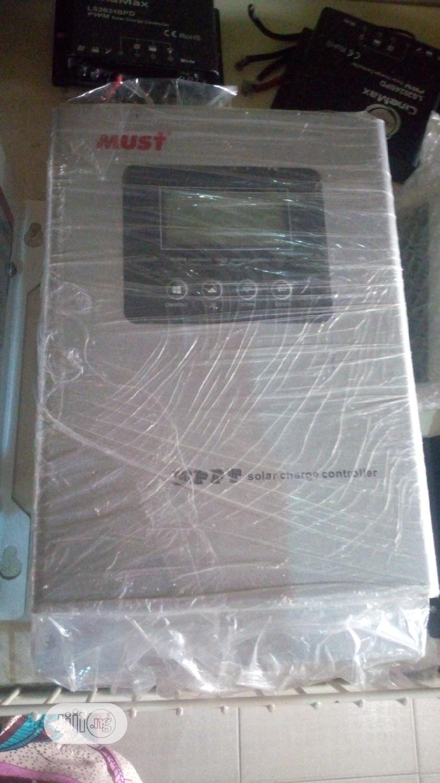Must 12v/24v/36v/48v 60a/80a MPPT Charge Controller | Solar Energy for sale in Ojo, Lagos State, Nigeria