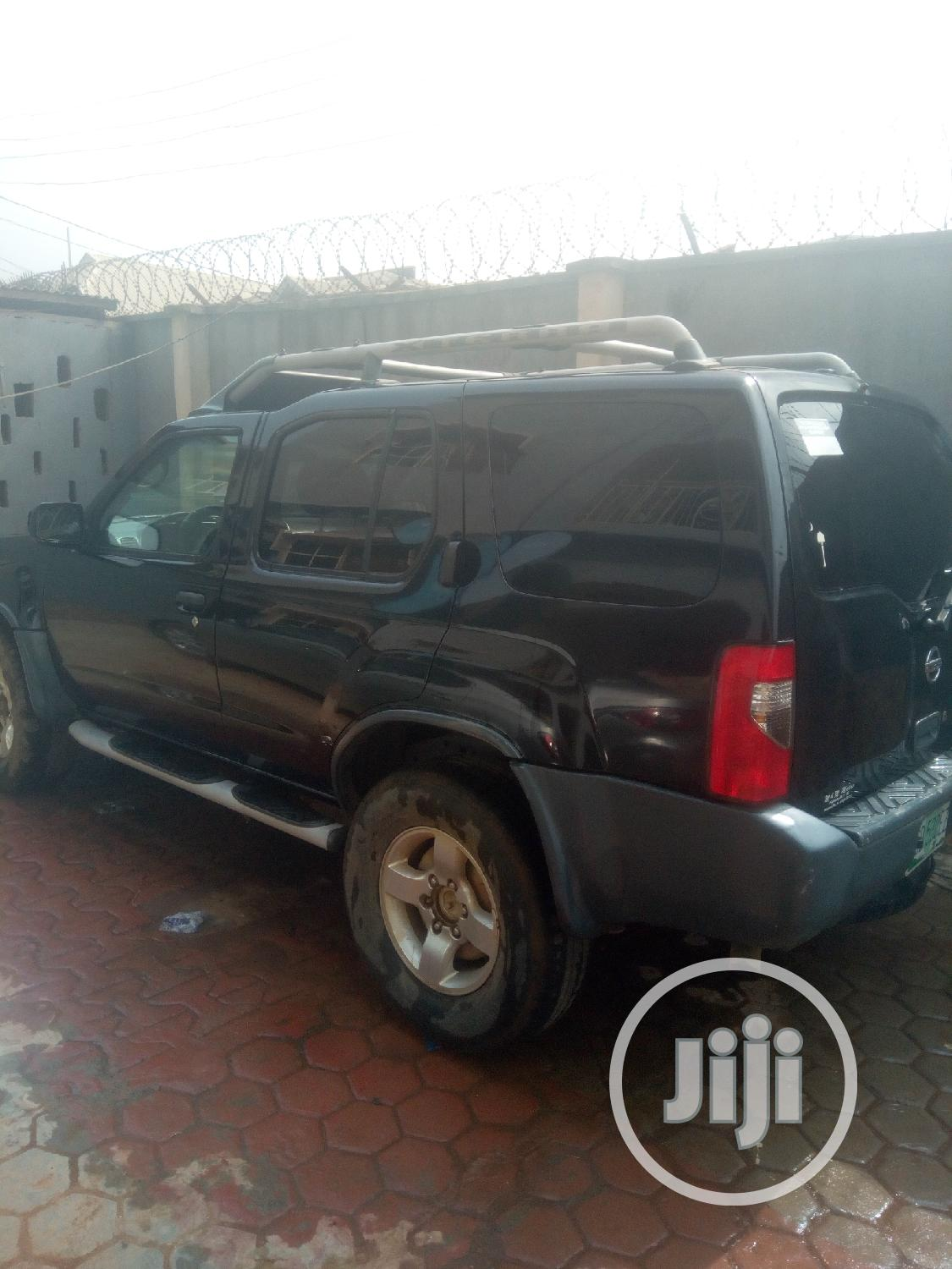 Nissan Xterra 2004 Automatic Black | Cars for sale in Alimosho, Lagos State, Nigeria