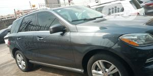 Mercedes-Benz M Class 2014 Gray   Cars for sale in Lagos State, Ikeja