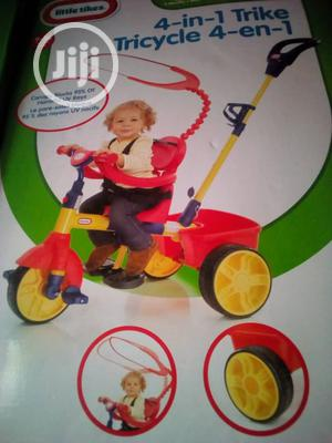 4 in 1 Little Tike Tricycle | Toys for sale in Abia State, Umuahia