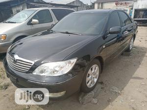 Toyota Camry 2004 Black   Cars for sale in Rivers State, Port-Harcourt