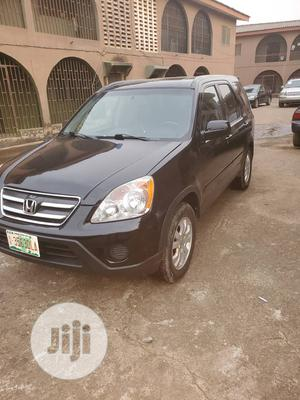 Honda CR-V 2006 SE 4WD Automatic Black | Cars for sale in Lagos State, Abule Egba