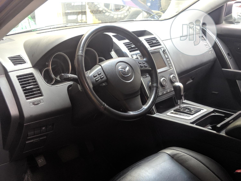 Mazda CX-9 2008 Blue | Cars for sale in Mushin, Lagos State, Nigeria