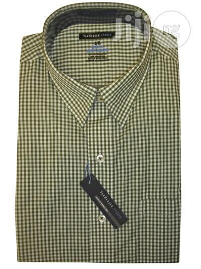 Archive: Van Heusen Studio Slim Fit Shirt Size L