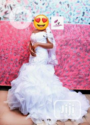 Tail Wedding Gown   Wedding Wear & Accessories for sale in Abuja (FCT) State, Mpape