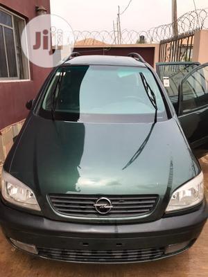 Opel Zafira 2006 1.6 Green   Cars for sale in Oyo State, Ibadan