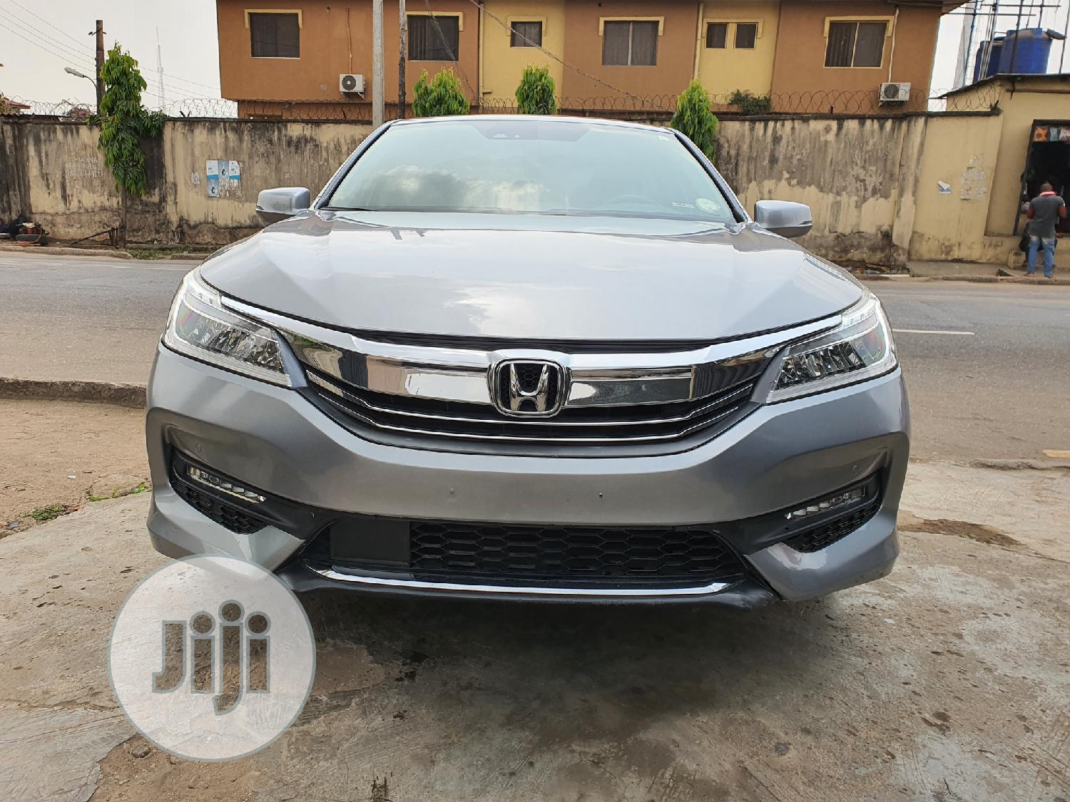Honda Accord 2017 Gray | Cars for sale in Ikeja, Lagos State, Nigeria