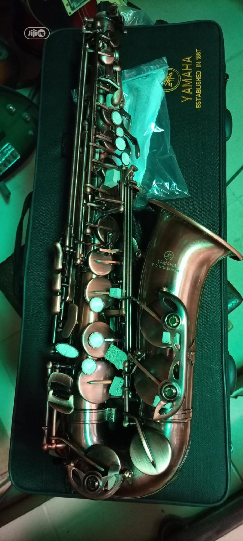 Yamaha Professional Balto Saxophone