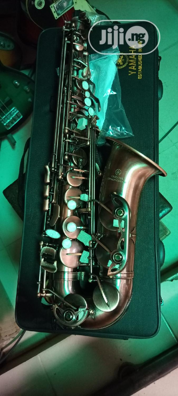 Yamaha Professional Balto Saxophone | Musical Instruments & Gear for sale in Ikeja, Lagos State, Nigeria
