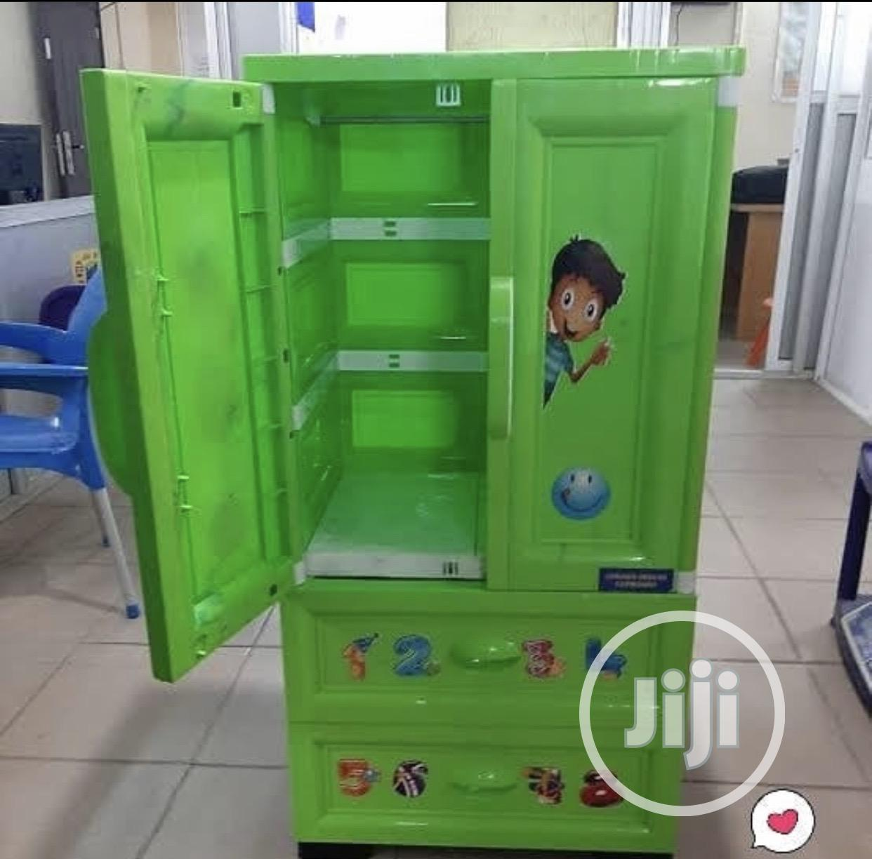 Baby Drawers Cabinet Wardrobe for Cloth Storage
