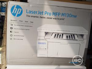 Hp Laserjet Pro M130nw Printer | Printers & Scanners for sale in Lagos State, Ikeja