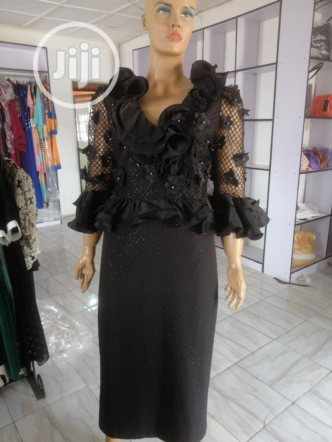 Occasion Dress Gown.
