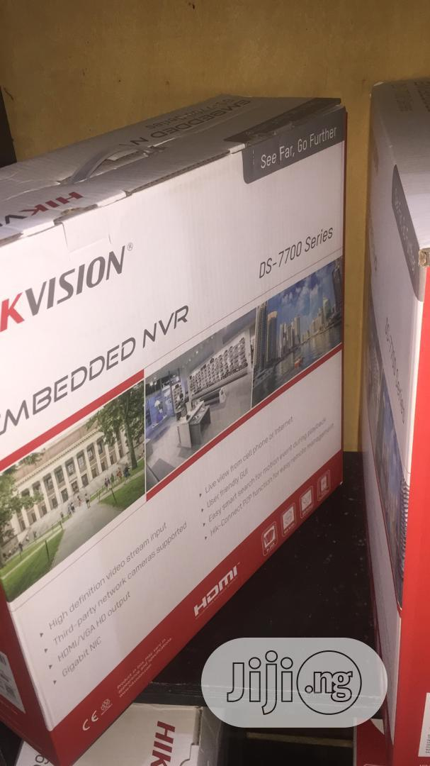 Hikvision DS-7732NI-K4/16P 7700 SERIES 32 CH NVR 16poe (4 HD