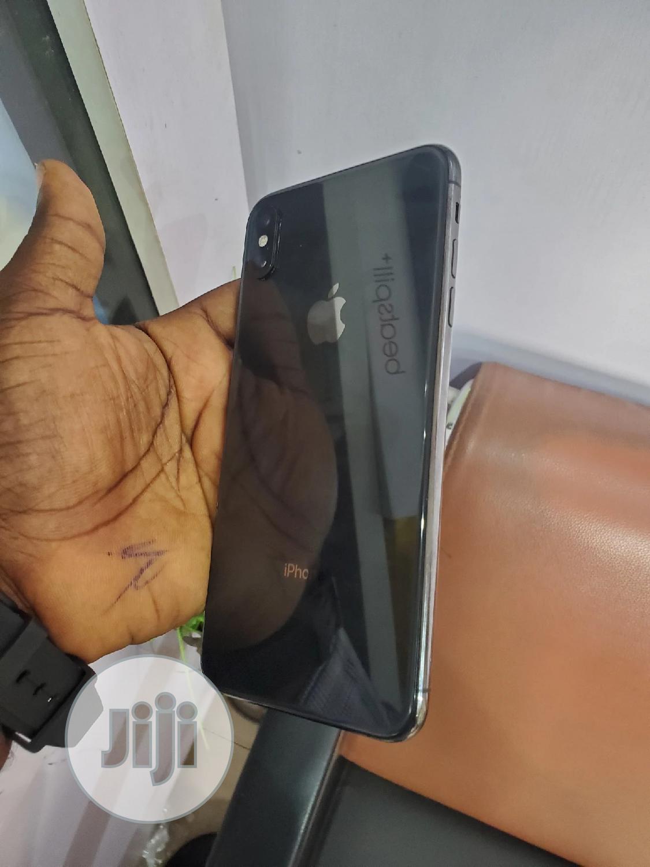 Apple iPhone XS Max 64 GB Gray   Mobile Phones for sale in Ibadan, Oyo State, Nigeria