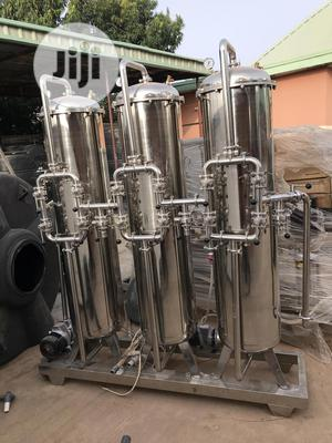 Water Treatment Plant   Manufacturing Equipment for sale in Abuja (FCT) State, Gwarinpa