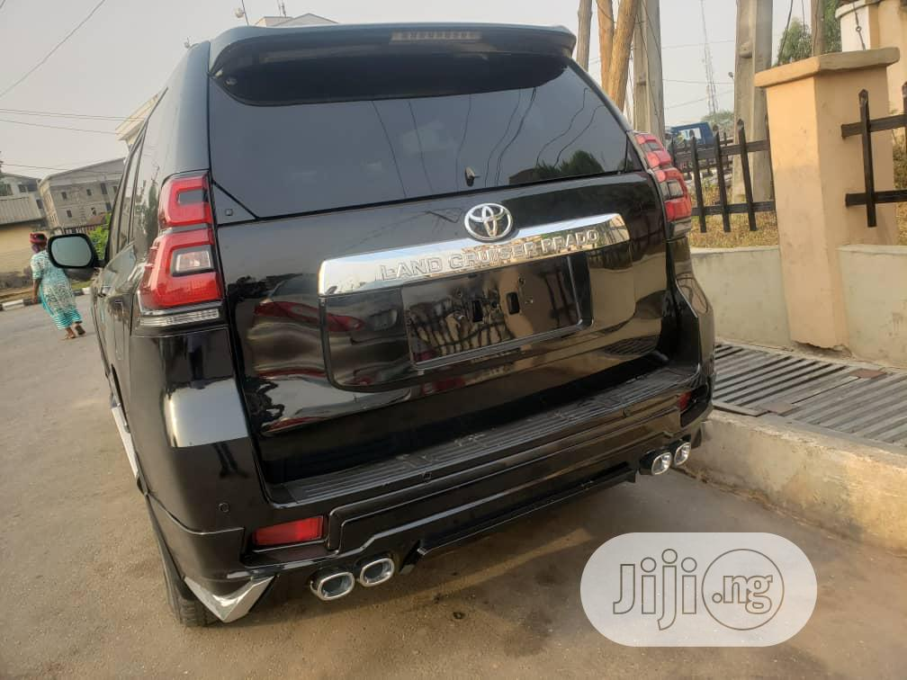 Toyota Land Cruiser Prado 2020 4.0 Black   Cars for sale in Ikeja, Lagos State, Nigeria
