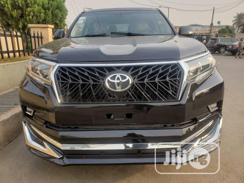Toyota Land Cruiser Prado 2020 4.0 Black