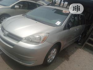 Toyota Sienna 2004 LE AWD (3.3L V6 5A) Silver | Cars for sale in Lagos State, Apapa