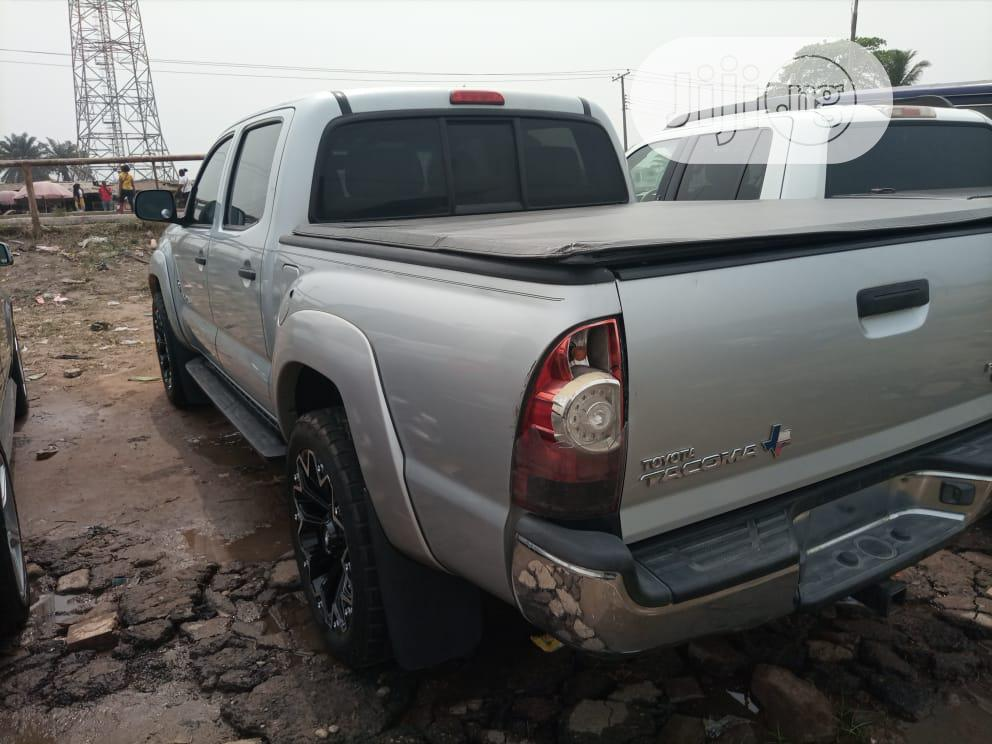 Toyota Tacoma 2007 Gray | Cars for sale in Ojo, Lagos State, Nigeria