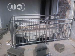 Stainless Steel Handrail   Building & Trades Services for sale in Ogun State, Ado-Odo/Ota