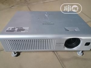 Daylight Sharp Hitachi Projector | TV & DVD Equipment for sale in Lagos State, Lekki