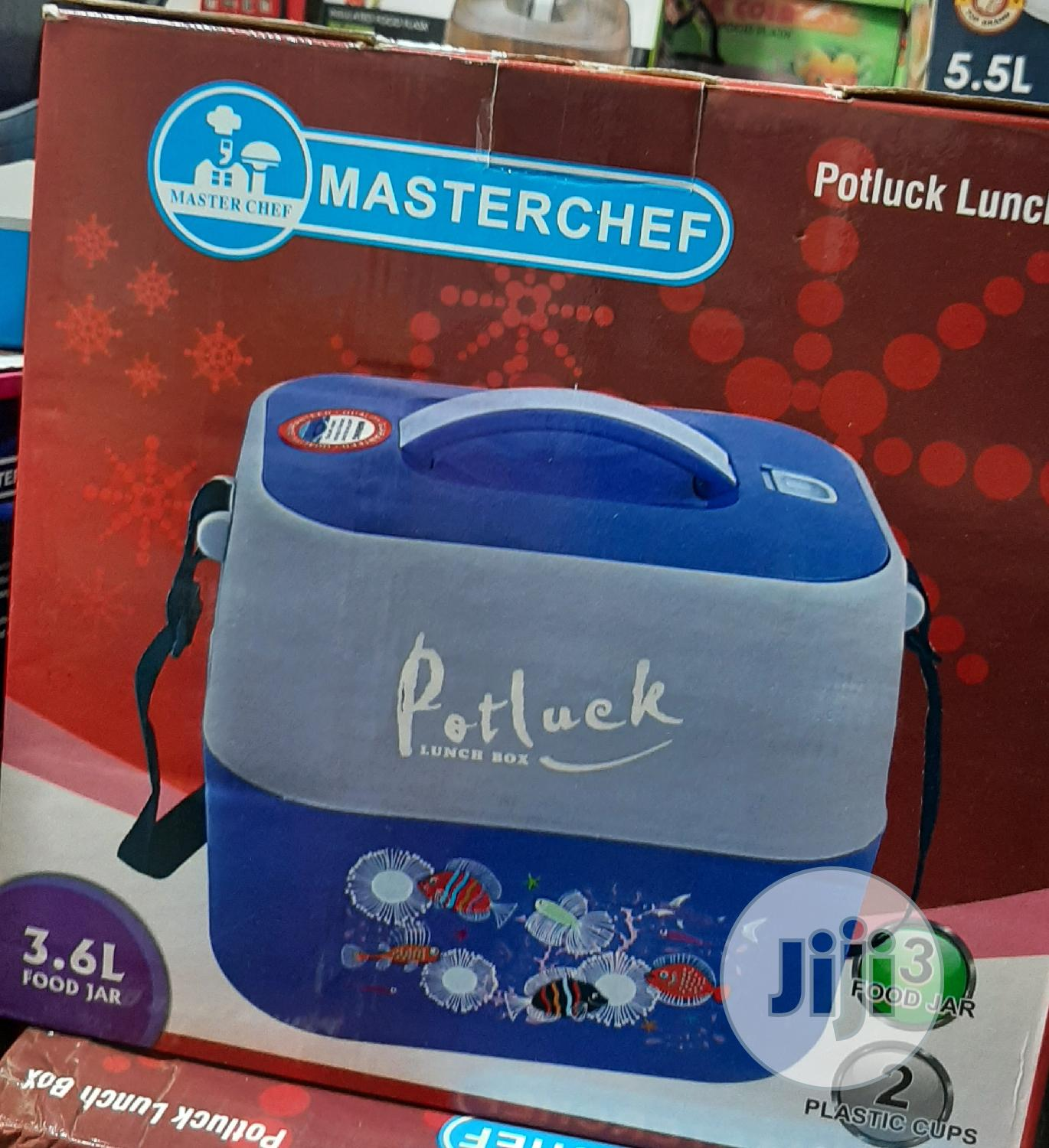 Potluck Thermal Lunch Box | Kitchen & Dining for sale in Ikoyi, Lagos State, Nigeria