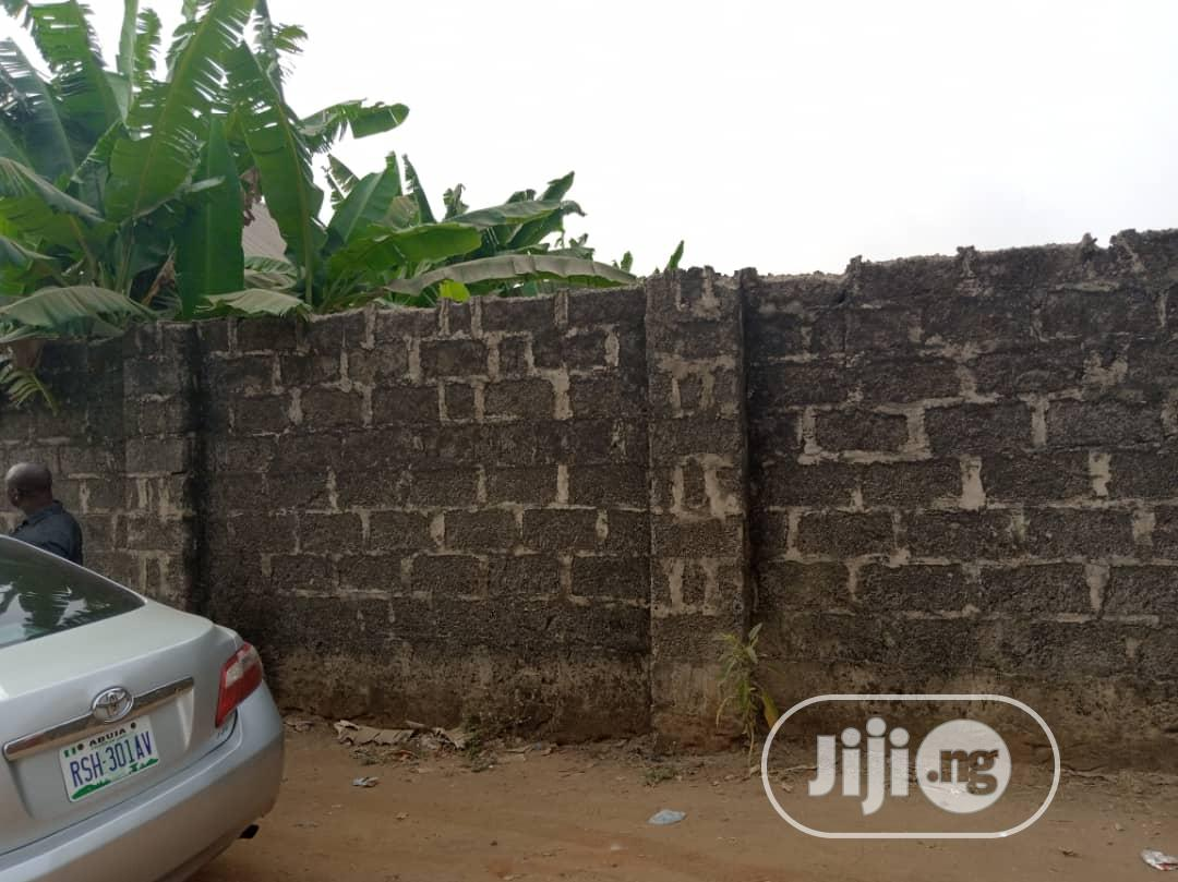 Archive: Plot of Land (50 /100) for Sale.