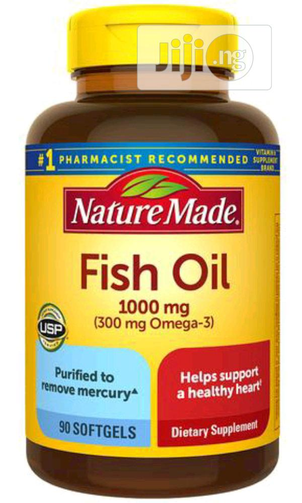 Nature Made Fish Oil 1000mg X 90
