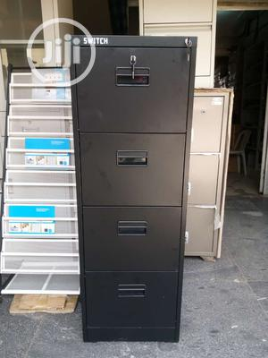 Office Filling Cabinet With Safe Black | Safetywear & Equipment for sale in Abuja (FCT) State, Central Business Dis