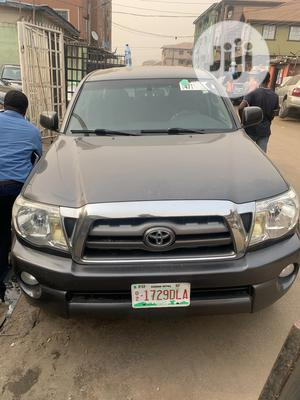 Toyota Tacoma 2011 X-Runner V6 Gray | Cars for sale in Lagos State, Yaba