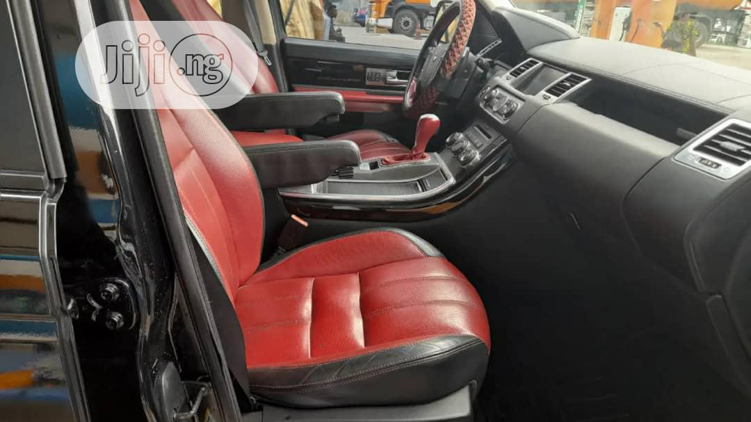 Land Rover Range Rover Sport 2014 Black | Cars for sale in Ikeja, Lagos State, Nigeria