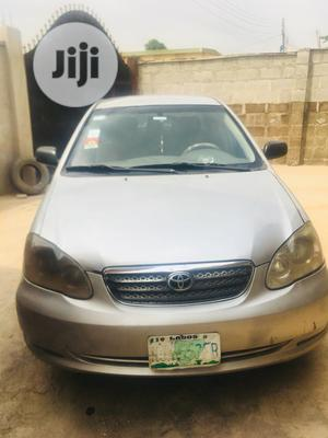 Toyota Corolla 2006 1.4 VVT-i Silver | Cars for sale in Lagos State, Maryland