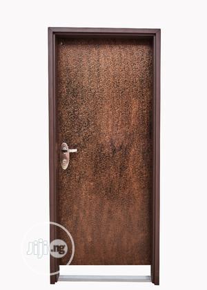 Copper Brown Isreali Door   Doors for sale in Delta State, Warri